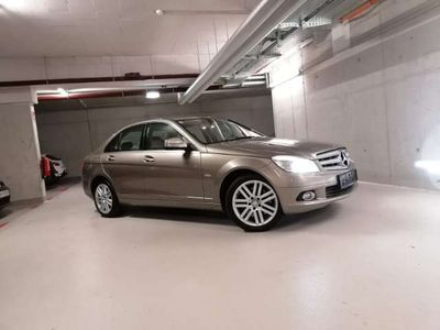 gebraucht Mercedes C320 Elegance Sport CDI Aut.