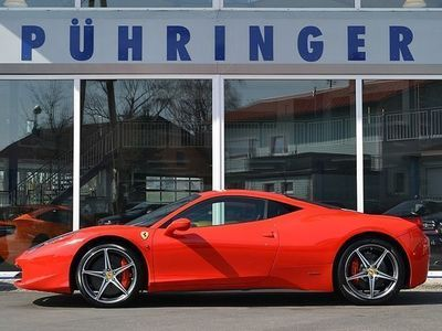 gebraucht Ferrari 458 Italia *1.Hand*Racingsitze*Lifting* Sportwagen / Coupé,