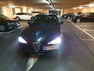 gebraucht Alfa Romeo 147 2,0 Liter 150PS Benzin Klein-/ Kompaktwagen