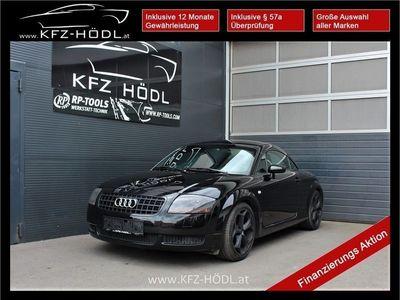 gebraucht Audi TT Roadster TT Coupé 1,8 T quattro, 224 PS, 3 Türen, Schaltgetriebe