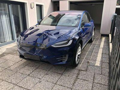 gebraucht Tesla Model X 90 D Allradantrieb Free Supercharger SUV / Geländewagen