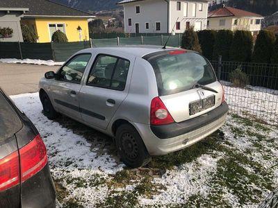 used Renault Clio 1.2l Klein-/ Kompaktwagen,