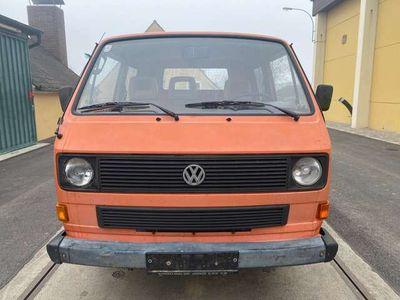 gebraucht VW T3 Type 247 DOKA