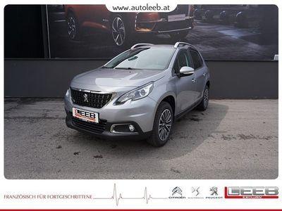gebraucht Peugeot 2008 1,2 PureTech 82 Active S&S SUV / Geländewagen