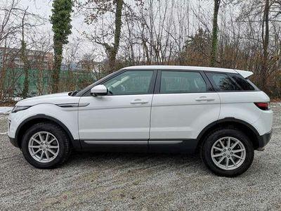 gebraucht Land Rover Range Rover evoque Evoque SE 2,0 TD4 SUV / Geländewagen
