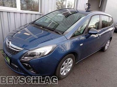 gebraucht Opel Zafira Tourer 1,4 Turbo ecoflex Österreich Ed. Start/Stop