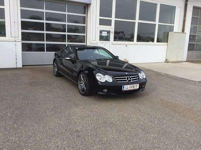 gebraucht Mercedes SL55 AMG SL-KlasseAMG Sportwagen / Coupé