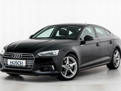 gebraucht Audi A5 Sportback 40 TDI Sport Aut. LP:57.008,-/mtl.240.-