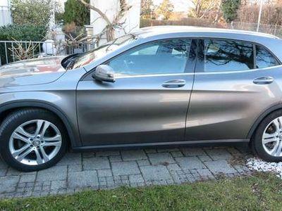 gebraucht Mercedes GLA180 CDI Aut.