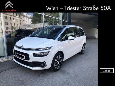 gebraucht Citroën C4 SpaceTourer C4 Spacetourer GrandPureTech 130 S&S 6-Gang Shine Kombi / Family Van,