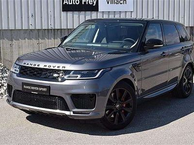 used Land Rover Range Rover Sport 2,0 Si4 PHEV