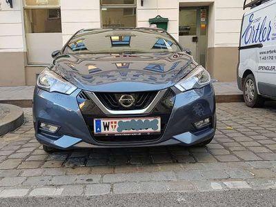 gebraucht Nissan Micra 1,5 Cdi N-Conneta Klein-/ Kompaktwagen