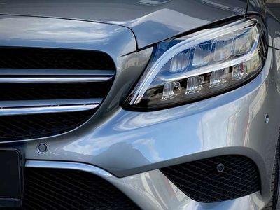 gebraucht Mercedes C180 LED High Performance, Kamera, 19 Zoll