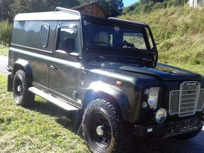 "gebraucht Land Rover Defender 110"" Station Wagon SE 2,5 Td5"
