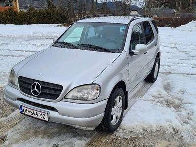 gebraucht Mercedes ML270 M-KlasseSUV / Geländewagen