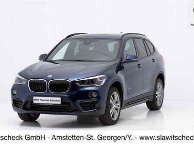 gebraucht BMW X1 xDrive18d Sport Line Sport Utility Vehicle