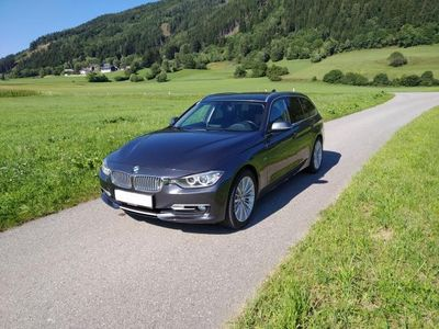 gebraucht BMW 320 320 F31 D XDrive Touring Modern Line