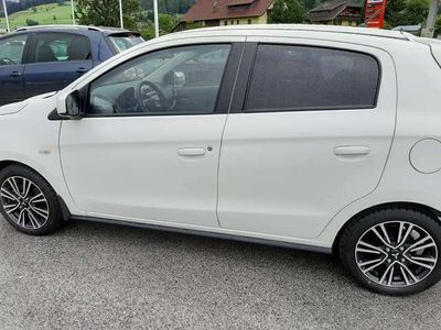 gebraucht Mitsubishi Space Star 1,2 MIVEC Invite Connect AS