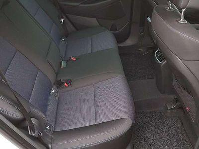 gebraucht Hyundai Tucson SUV / Geländewagen,