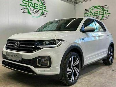 gebraucht VW T-Cross - Style TSI