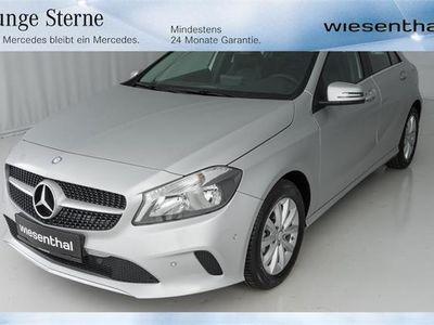 brugt Mercedes A160 A 160 d