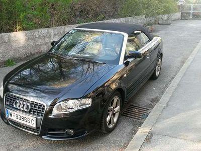 gebraucht Audi A4 Cabriolet 8H NEUES Pickerl NEUES Service 2021 Cabrio / Roadster