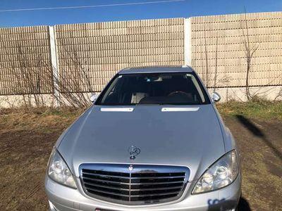 gebraucht Mercedes S420 CDI lang Aut.