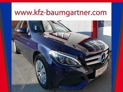 gebraucht Mercedes C200 C-Klasse22CDI Aut. *LED*NAVI*AHK*Sportsitze*