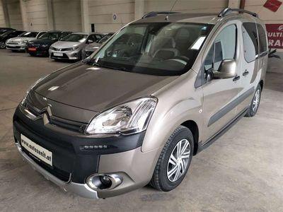 gebraucht Citroën Berlingo Multispace e-HDi 90 ETG XTR Automatik