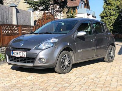 gebraucht Renault Clio 1,2l Klein-/ Kompaktwagen