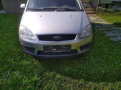 gebraucht Ford C-MAX C-MAXTrend 1,6TD Dura Mk2 Klein-/ Kompaktwagen