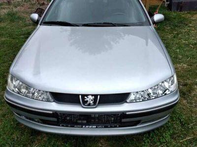 gebraucht Peugeot 406 ST 2,0 HDI