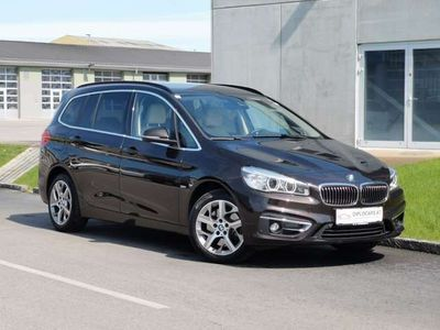gebraucht BMW 220 d xDrive Luxury 7-SITZE NAVI LED KEYLESS