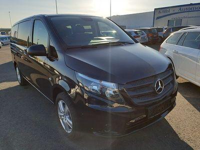 used Mercedes Vito Tourer Pro 114 BlueTEC lang 4×4 Aut.