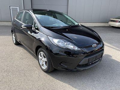 used Ford Fiesta Trend 1,6 TDCi DPF*Klima*USB*8fach* Limousine,