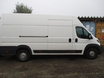 gebraucht Peugeot Boxer 3500+ L4H3 2,0 HDi 130 Euro6 verst. Fahrwerk