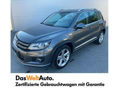 gebraucht VW Tiguan Sport Austria TDI SCR 4MOTION