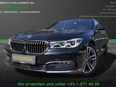 gebraucht BMW 740 d xDrive Österreich-Paket Aut.