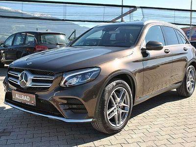 gebraucht Mercedes E250 GLC-Klasse GLC d 4MATIC Aut. AMG-LINE 4Matic 9G-TRONIC SUV / Geländewagen