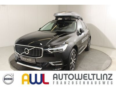 gebraucht Volvo XC60 B4 AWD A INSCRIPTION INDI