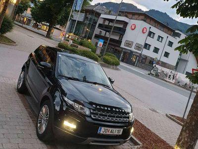 gebraucht Land Rover Range Rover evoque Dynamic 2,2 SD4