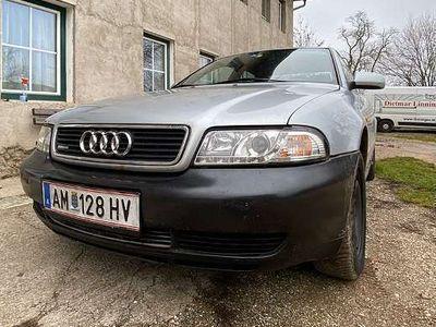 gebraucht Audi A4 B5 1,9TDI Quattro Limousine