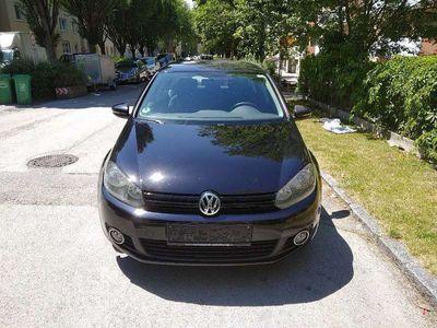 gebraucht VW Golf VI Comfortline 1,4 Benzin 80 PS Limousine