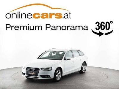 gebraucht Audi A4 Avant 3.0 TDI quattro Aut. SKY XENON RADAR MEGAVO