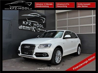 gebraucht Audi Q5 3,0 TDI quattro clean Diesel Sport S-tronic*S-line*