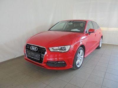 gebraucht Audi A3 Sportback 2.0 TDI qu. INTENSE Limousine,