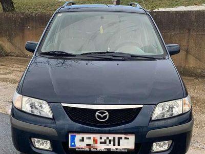gebraucht Mazda Premacy 1,8i-16V TE