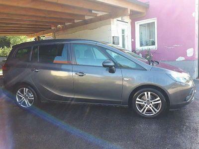 gebraucht Opel Zafira Kombi / Family Van