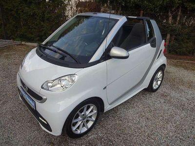 gebraucht Smart ForTwo Cabrio passion softouch Klein-/ Kompaktwagen