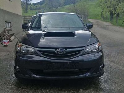gebraucht Subaru Impreza 2,0D Klein-/ Kompaktwagen